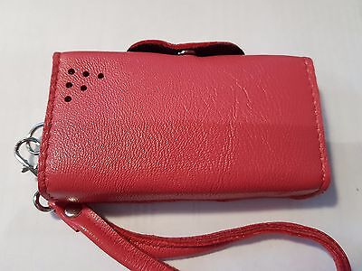 Genuine Leather Case For Dexcom Continuous Glucose Monitoring Receiver G4 G5