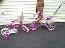 bikes-girls x2 Sylvania Sutherland Area Preview