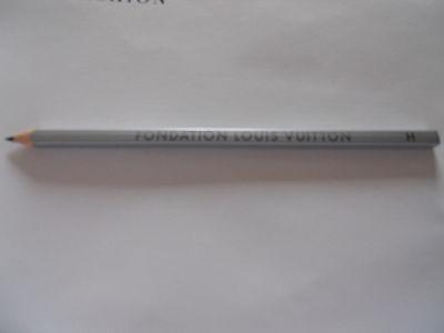 Louis Vuitton Foundation Fondation Silver Pencil *new*