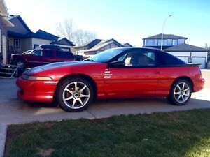 1G Eagle Talon TSI (Looking to trade for Side by Side) with plow