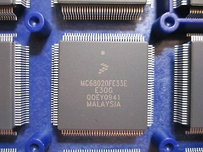 Mc68020 33mhz Qfp132 Motorolafreescalenxp Pnmc68020fe33e