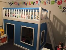 King single kids bunk cubby bed Cranbourne South Casey Area Preview