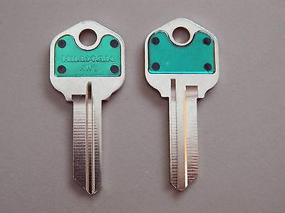 Kwikset Kw1 Key Blanks2 Green By Hillman