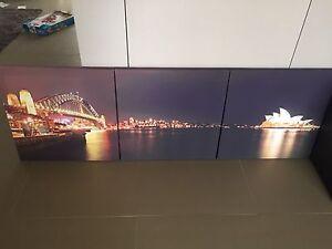Sydney harbour bridge picture Unanderra Wollongong Area Preview