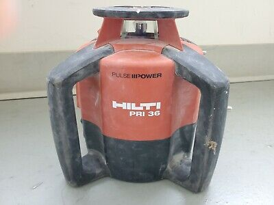Hilti Pri 36 Pulse Power Rotating Laser Level Battery - No Charger
