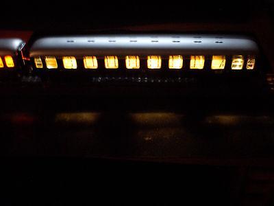 Märklin LED Licht Einbau Umbau Personenwagen Rücklicht Zephyr ec.