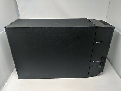 Bose lifestyle 30 Subwoofer For LS  20/25/30 systems 8 Pin Working Bose Sound !!