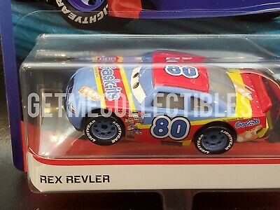 DISNEY PIXAR CARS REX REVLER SAGE VANDERSPIN GASK-ITS DINOCO 400 2020 SAVE 6% GM