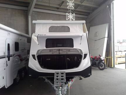 2017 JAYCO JOURNEY 17.55-8 OUTBACK V55505