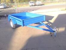 8X5 BOX TRAILER, HEAVY DUTY, NEW, MOWING, TRADESMAN, GARDENING, Thorneside Redland Area Preview