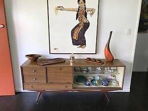 Retro 1960s classic sideboard Sandgate Brisbane North East Preview
