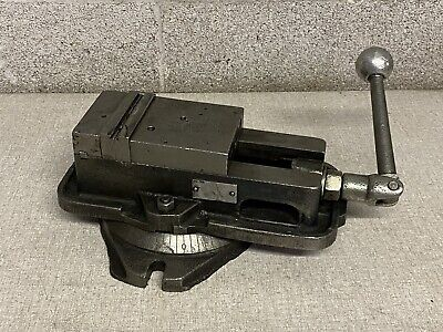 Kurt D30 3 Milling Machine Vise W Swivel Base Gunsmith Vise Small Work Holding