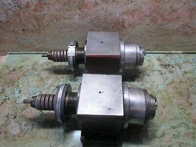 Takisawa Mac-v2 Cnc Vertical Mill Spindle Cartridge Assembly Each 1