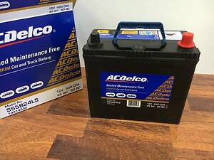AC Delco S55B24LS 430cca Car Battery Maintenance Free BRAND NEW Morningside Brisbane South East Preview