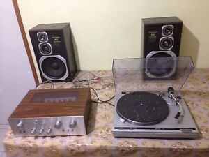 Vintage retro HiFi systems (not for dealers) Hadfield Moreland Area Preview