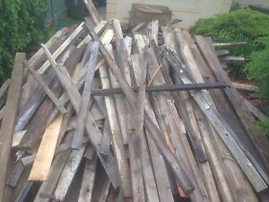 Firewood Oregon bring your own chainsaw $75 a trailer load Highbury Tea Tree Gully Area Preview
