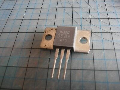 2sd586 Npn Bipolar Power Transistors D586 Mt-100 Nec