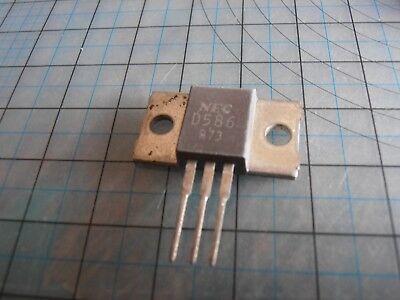 2sd586 Npn Bipolar Power Transistors D586 Mt-100 Nec