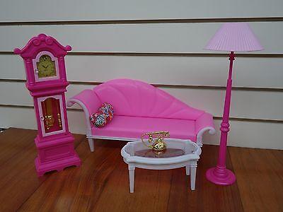 Gloria,Barbie Doll House Furniture/(96010) Luxury Play Set