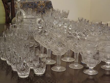 China, Crystal & Collectables Clearing Sale Oura Wagga Wagga City Preview