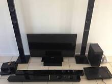 Samsung 40 inch LED Smart TV & Samsung 5.1 Blu-ray Theatre System Dundowran Fraser Coast Preview
