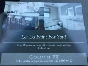 Quality professional painters