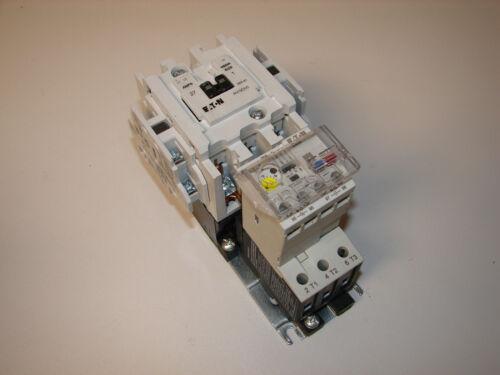 *NEW* EATON AN19DN0 NEMA Size 1 27A Magnetic Motor Starter