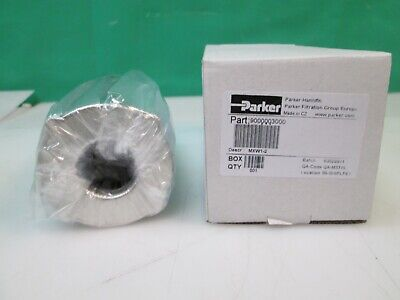 Parker Hydraulic Filter Element 9000003000 Mxw1-2 New Free Fast Shipping