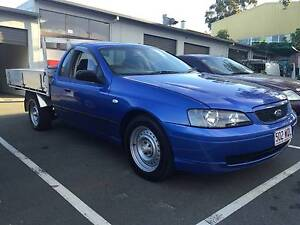 Ford Falcon Trayback Ute *** from $35/week *** BA MkII Ashmore Gold Coast City Preview