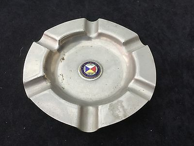 VINTAGE ASH TRAY FROM THE SS IBERIA ENAMMELED
