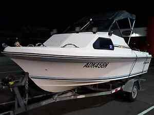 70HP Johnsons - Cruiser Craft 1500 series boat - Full Rego Castlereagh Penrith Area Preview