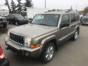 2006 Jeep Commander Fully Loaded Dual Roofs MINT!