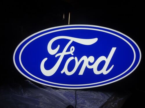 Ford Lighted Sign