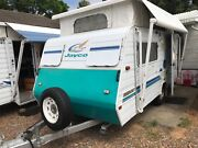 Jayco Freedom 2000 with awning and rANNEX clean Greta Cessnock Area Preview