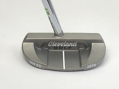 CLEVELAND HUNTINGTON BEACH COLLECTION MILLED #6 CENTRE SHAFT PUTTER 33""