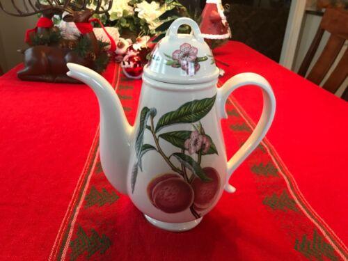 Portmeirion Pomona Coffee Pot