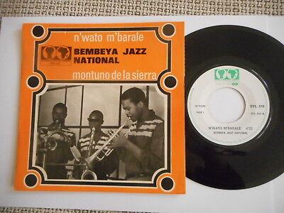 La Jazz Festival - BEMBEYA JAZZ FESTIVAL  N`WATO M`BARALE / MUNTUNO DE LA SIERRA 7