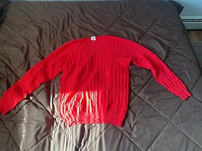 Malo 100% CASHMERE Small/Medium Excellent Condition Made In Italy