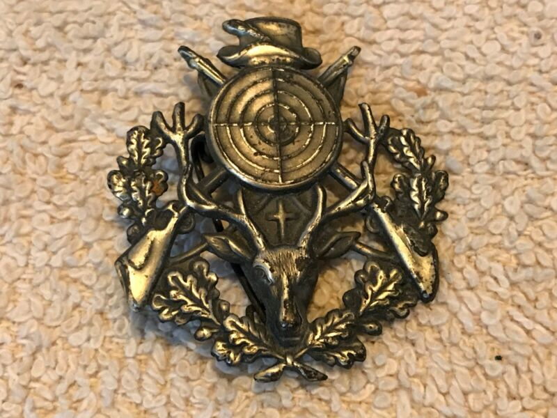 The ELKS Vintage Cap Badge