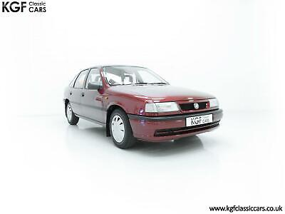 A Time Warp Vauxhall Cavalier Mk3 1.8i LS with One Owner and 5,991 Miles