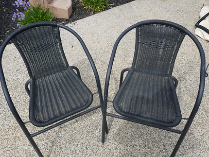 Outdoor chairs. Free outdoor setting   Outdoor Dining Furniture   Gumtree
