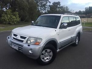 2004 Mitsubishi Pajero,7 seaters immaculate with rego and RWC Endeavour Hills Casey Area Preview