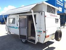 1998 Windsor 'Little Shuttle' Pop top Single beds Caravan Clontarf Redcliffe Area Preview