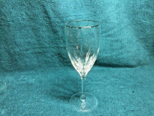 Lenox Firelight Crystal Iced Beverage Goblet - 8 1/4""