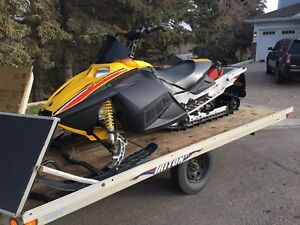 Ski Doo Rev Summit 800 -151""
