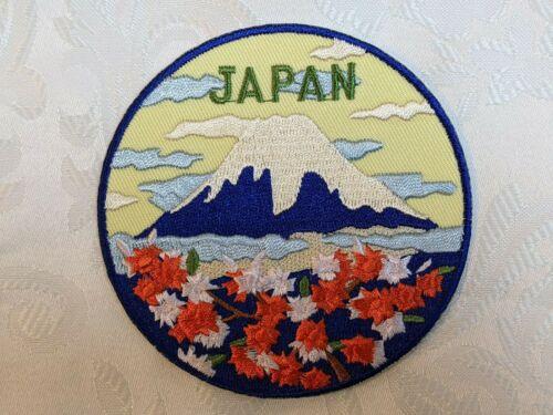 Japan Mt. Fuji Patch