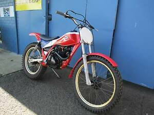 1986 Honda TLR200, uber rare restored trials bike West Ipswich Ipswich City Preview