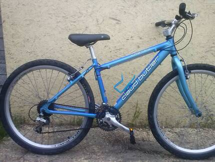 CLAUD BUTLER FEMALE BIKE IN GOOD CONDITION