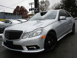 2011 Mercedes-Benz E-Class E550 4MATIC ~LOW KMS~35KMS ONLY~NAVIG