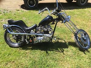 1972 triumph chopper